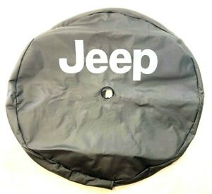 New Oem Jeep Wrangler Tire Cover Spare Tire Cover 2018 20 82215434