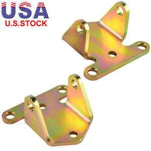 For Chevy 283 327 350 400 Sbc Small Block Solid Steel Engine Motor Mount Plate