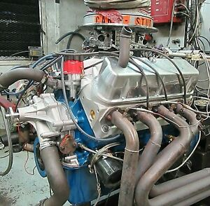 Ford 427 Windsor 540 Horse Stroker Crate Engine Pro built New 302 351 408