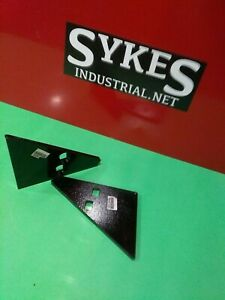 Hiniker V Plow Right Side Hand Center Cutting Edge Plate New Style 25013510