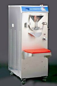 new Astra 10 Batch Freezer Gelato Machine