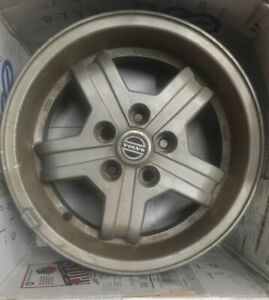 Volvo Wheel Alloy Rim 6jx15x20 6040 Germany Good Condition