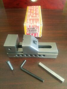 Spi swiss Precision Instruments Precision Vise 2 With Box 70 916 2