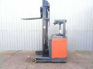 Toyota 6fbre16 Used Reach Forklift Truck 2733