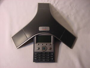 Cisco Uc Phone Cp 7937g Conference Phone No Cords Included