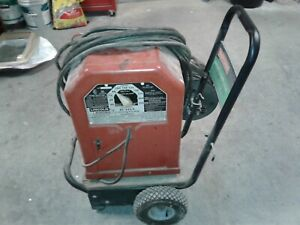Lincoln Ac 225 s Welder With Leads