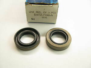 2 New Oem Ford D3tz 7288 A Transfer Case Shift Rod Seal 1973 1979 F100 500