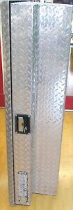Northern Tool Equipment Side mount Truck Tool Aluminum Box 48x12x11 In W lock