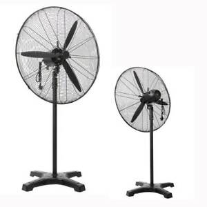 Electric 30 Inch Comfort High Velocity 3 Speed Industrial Pedestal Stand Fan