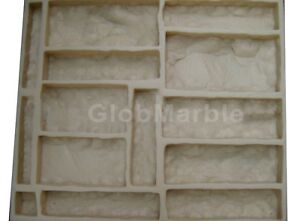 Concrete Stone Mold Castle Rock Veneer Stone Mold Cs3001 1 Rubber Molds