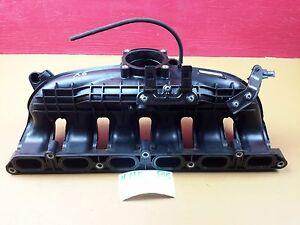 Bmw E90 335i Twin Turbo Engine Intake Manifold 756467802 2007 2013 Oem