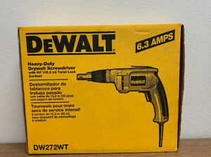 Dewalt Screwgun 50 Foot Cord With Twist Lock Dw272wt