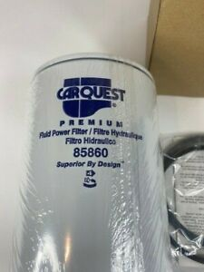 Carquest 85860 Hydraulic Oil Filter Replaces P3772 51860 H52810 Lfh6135 Hf769