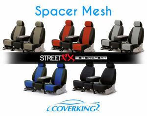 Coverking Spacer Mesh Custom Seat Covers For Pontiac Fiero