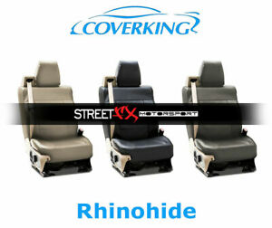 Coverking Rhinohide Custom Seat Covers For Pontiac Fiero