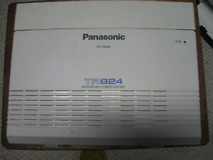 Panasonic Kx ta824 Advanced Hybrid Analog Telephone System Control Unit