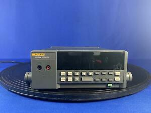 Fluke 2620a Data Acquisition Unit Hydra Series Ii