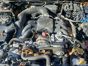 2010 2011 Subaru Legacy 3 6l Engine Assembly