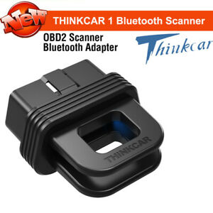Thinkcar 1 Bluetooth Car Obdii Scanner Automotive Diagnostic Tool Code Reader Us