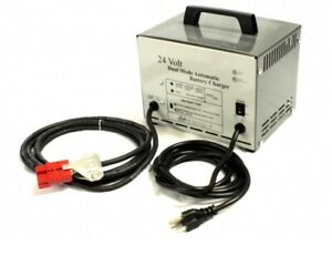 Pullman Holt Battery Charger 24v 12a