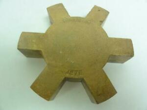 188368 New no Box Browning Js7b Jaw Coupling Spider Bronze 4 687 Od