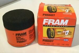 Fram Extra Guard Ph6607 Oil Filter Fits Ford Chevy Nissan Infiniti Mazda Toyota