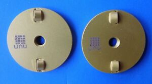 3 Diamond Pcd Tool concrete Coating Removal Two Rotations