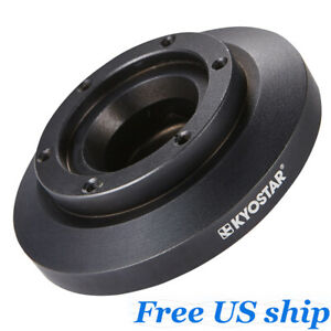 Kyostar Short Hub Steering Wheel Adapter For 01 06 Bmw 320 325 330 Z4 E90 E46h