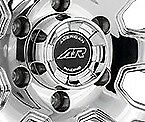 American Racing Ar910 Chrome Center Cap 1342100019 6x135 Ford Push Thru Cap