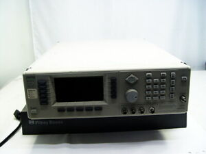 Anritsu Wiltron 68169b Synthesized Sweep Generator 10mhz To 40ghz