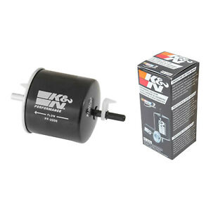 K n Pf 2200 High Flow Rates Inline Fuel Filter For Ford Lincoln Mercury Mazda