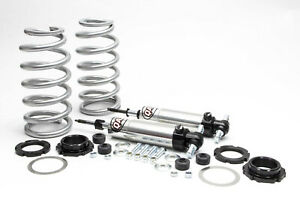 Qa1 Front Coil Over System R Series Drag Shocks And 450 Springs Gr401 10450a