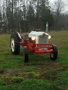 Farm Tractor 1953 Ford jubilee restored Excellent Shape All Working
