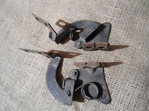 1966 Valiant 2 Dr Dash Glove Box Hinges1964 1965 Barracuda Oem