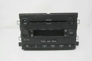 2005 Ford Five Hundred Am Fm 6 Dsic Cd Mp3 Player Radio Receiver 5g1t 18c815 ch