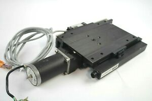 Parker Positioning Systems Screw Driven Table With Motor For Parts repair