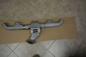 1933 35 Buick 80 90 Series Exhaust Manifold