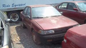 Manual Transmission Fwd Station Wgn 2wd Fits 88 92 Corolla 614659