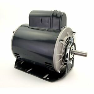1 Hp Replacement Motor For Ammco Brake Lathe 3000 4000 4100 7000 7700 2165