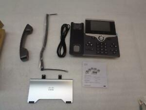 New Cisco Ip Phone 8811 Series Voip Phone Cp 8811 k9 R4tc