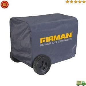 1009 Black Durable Generator Cover Fits 5 700 8 000 Watt Firman Ho8051 Portable