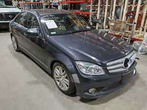 Automatic Transmission Out Of A 2009 Mercedes C300 With 46 792 Miles