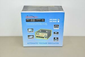 New Simran Ar 2000 Automatic Voltage Regulator 21394 L