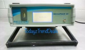 Accutome Accupach Vi 24 6200 Pachymeter Digital Signal Analysis Iop Conversion