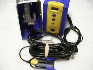 Hakko Ft 801 Power Supply With New Tweezers