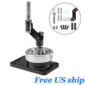 Short Throw Quick Shifter For 83 03 Ford Cosworth Mustang Thunderbird T5 T45 Bk