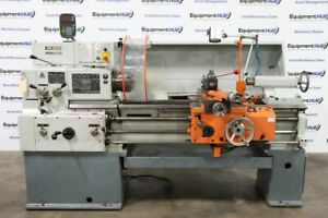 Tos Trencin Sn 40 C 16 X 40 Gap Bed Engine Lathe W Dro Rapid Traverse