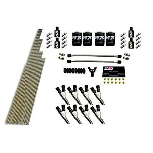 Nitrous Express 13384 Direct Port Plumbing Kit