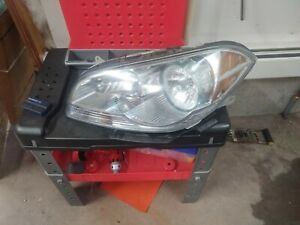 Fit 2008 2009 2011 2012 Chevy Malibu Driver Side Headlight Headlamp Assembly