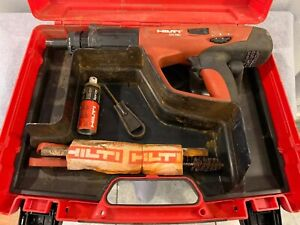 Hilti Dx 460 F8 Concrete Nailer Powder Actuated Gun